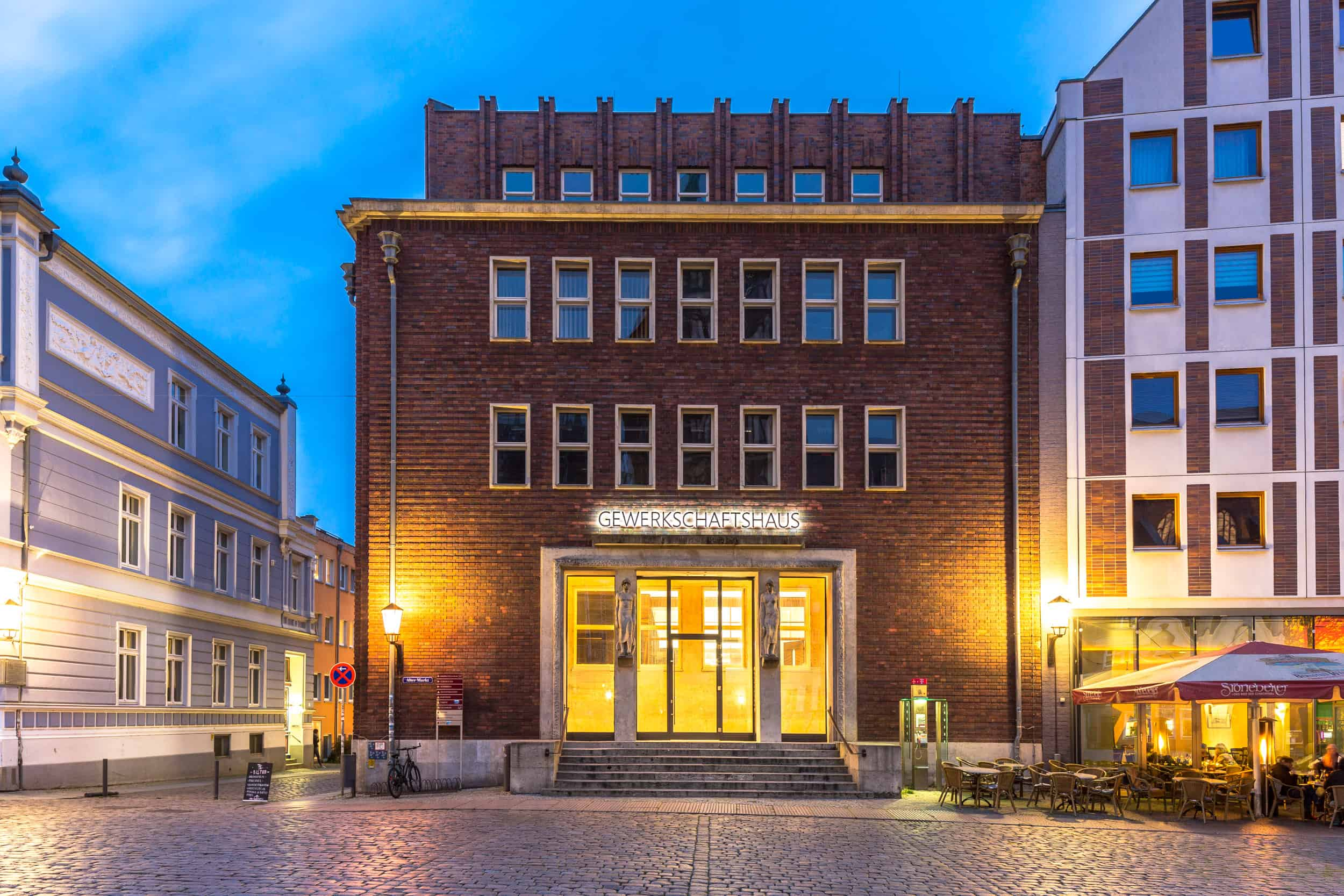 Alter Markt 4 in Stralsund - Architekturbüro