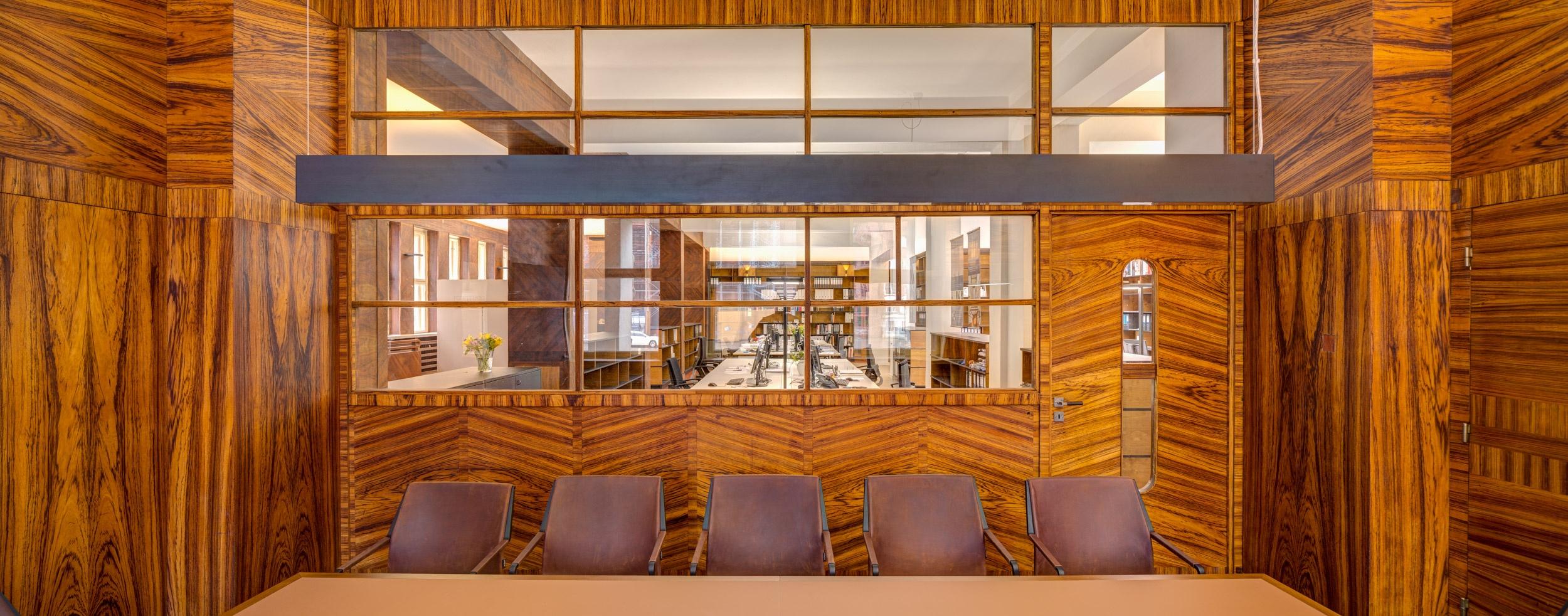 Architekturbüro Stralsund - Direktorenzimmer