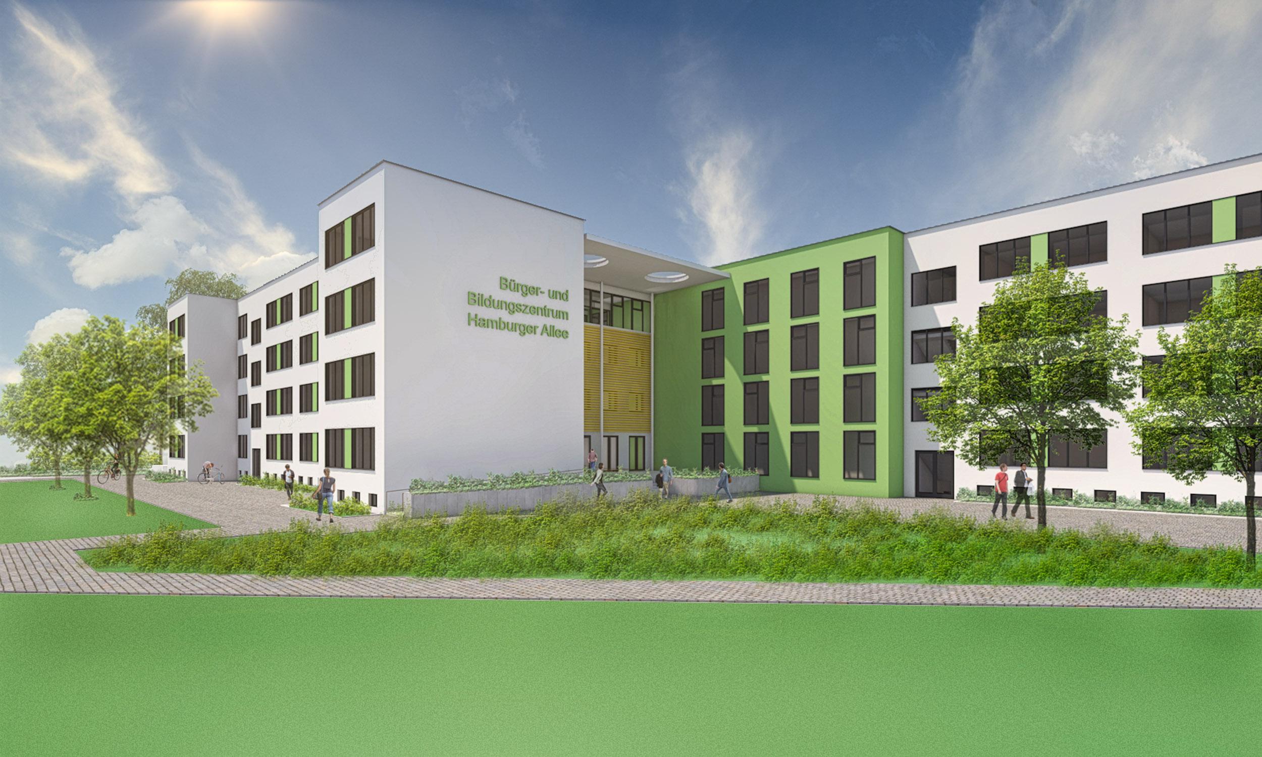 Bürgerzentrum Schwerin Süd