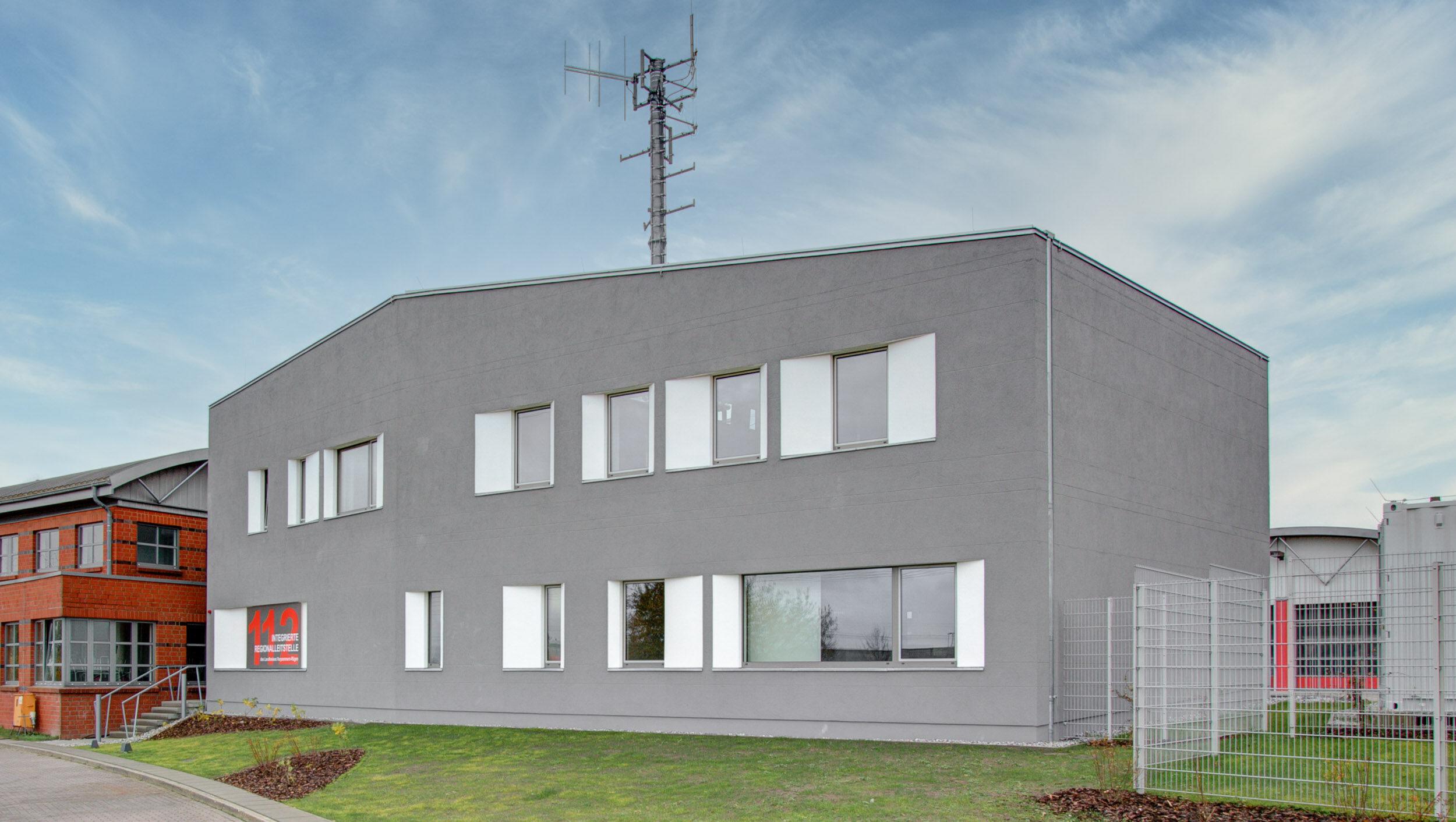 Integrierte Regionalleitstelle Vorpommern-Rügen