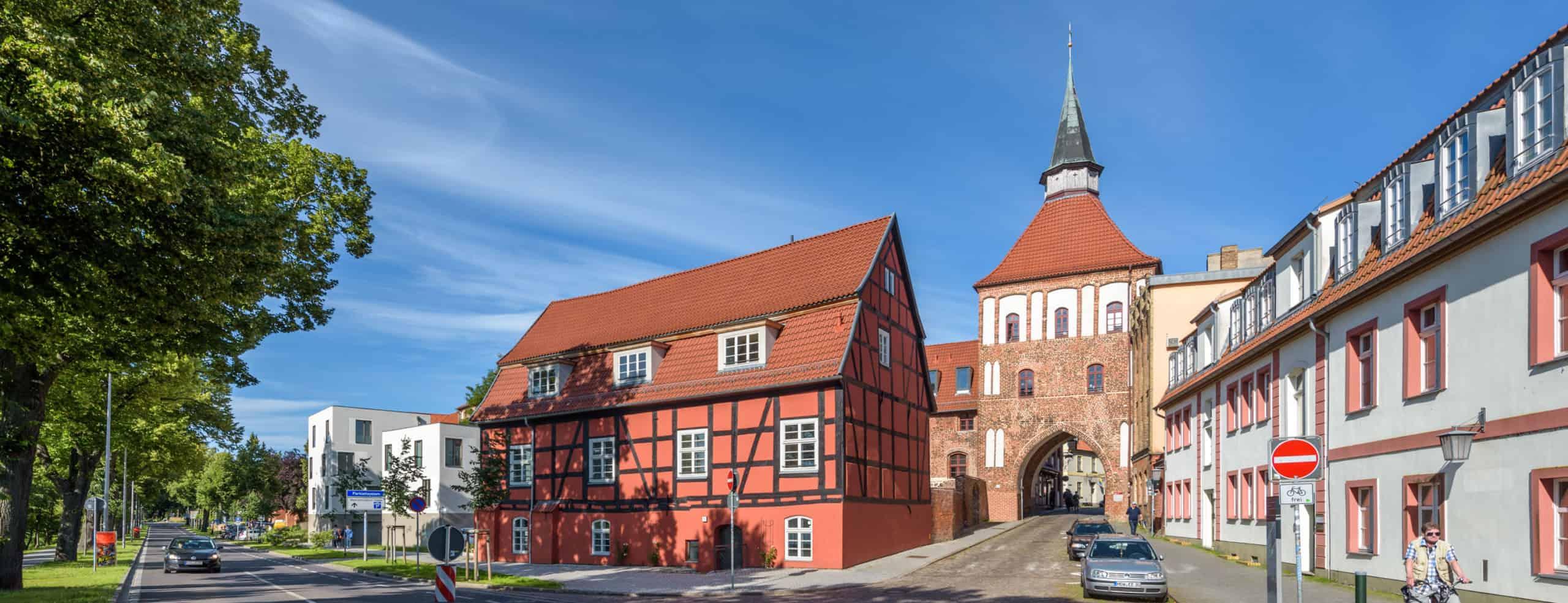 Areal Kütertor Stralsund - Wohnen in Einem denkmalgeschützten Ensemble