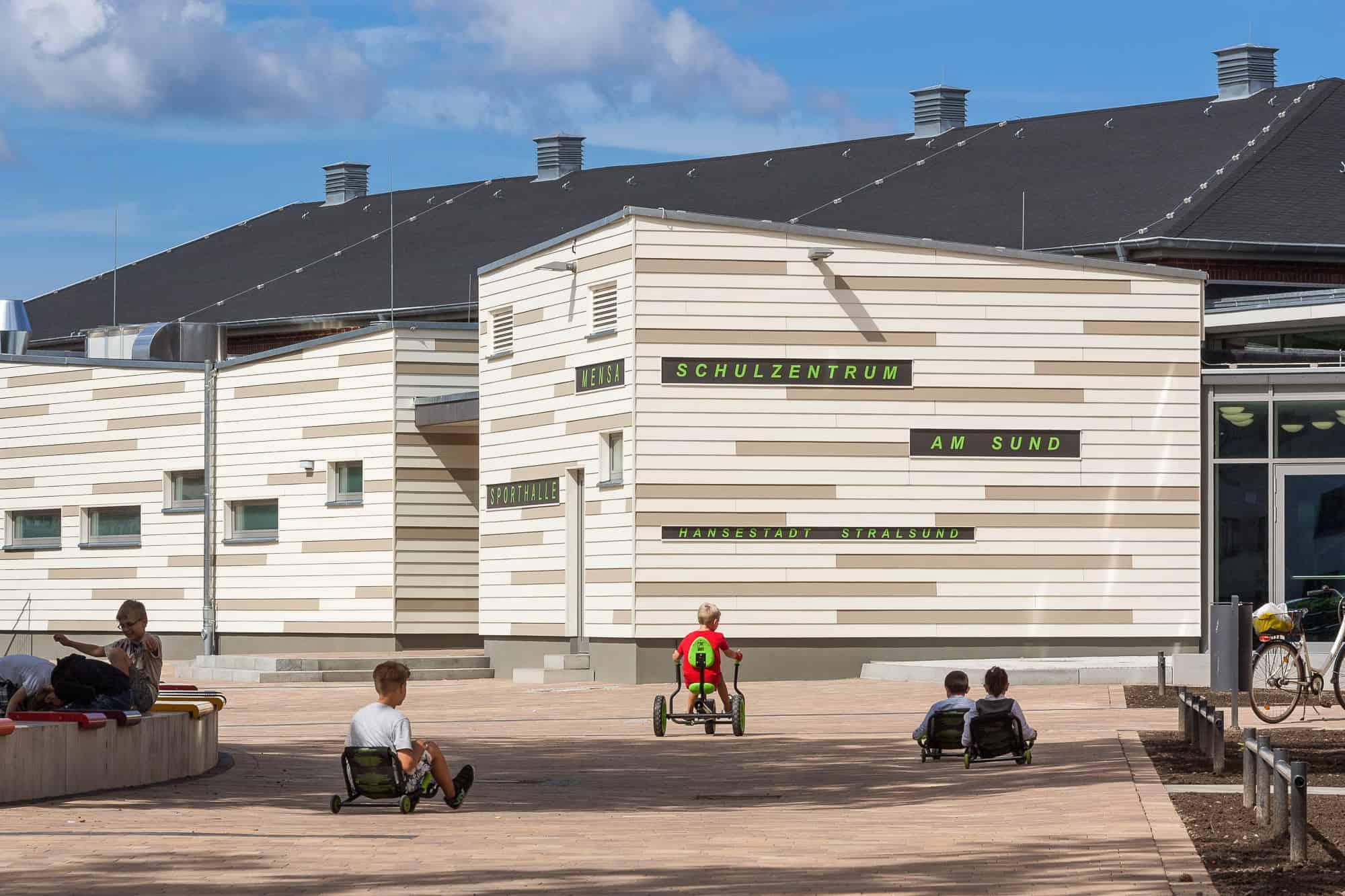 Gothegymnasium - Schulzentrum am Sund