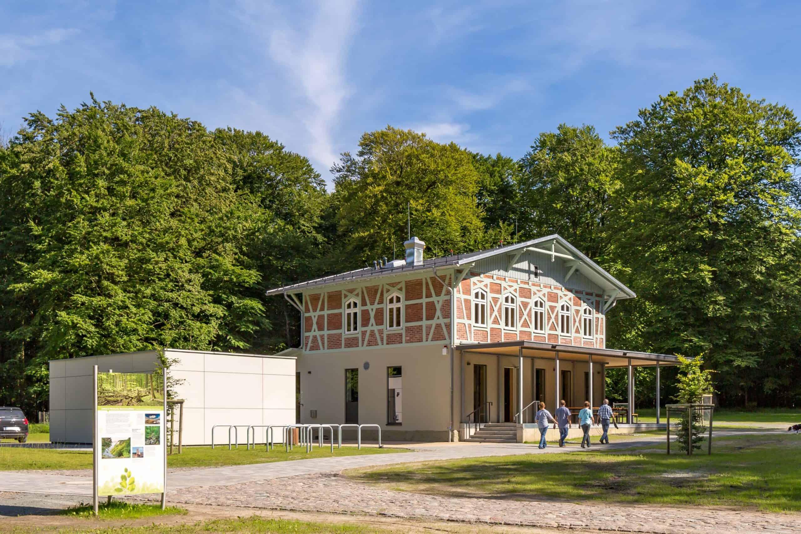 UNESCO Welterbeforum Waldhalle Sassnitz