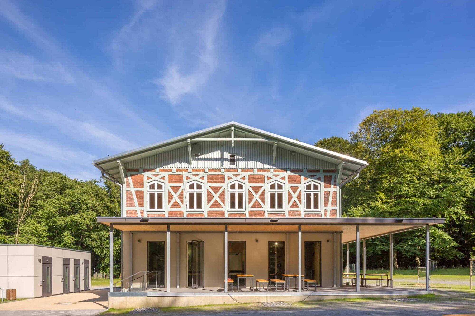 Waldhalle Sassnitz - Kleinod im Nationalpark Jasmund