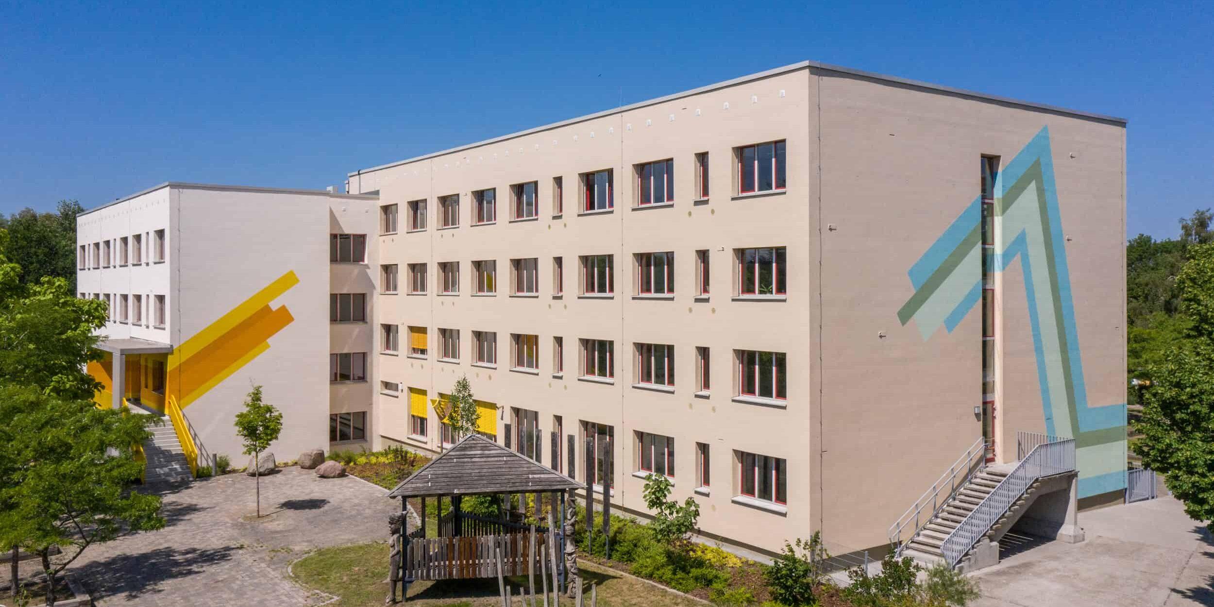 Ferdinand von Schill Grundschule Stralsund - Außenbereich