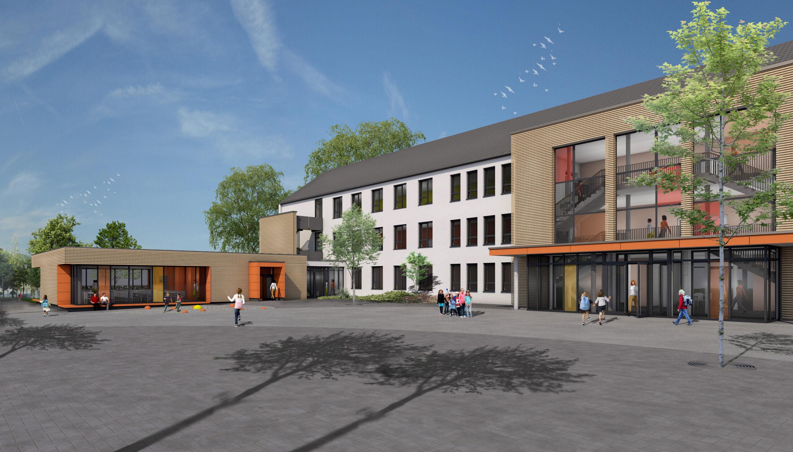 Juri Gagarin Grundschule Stralsund