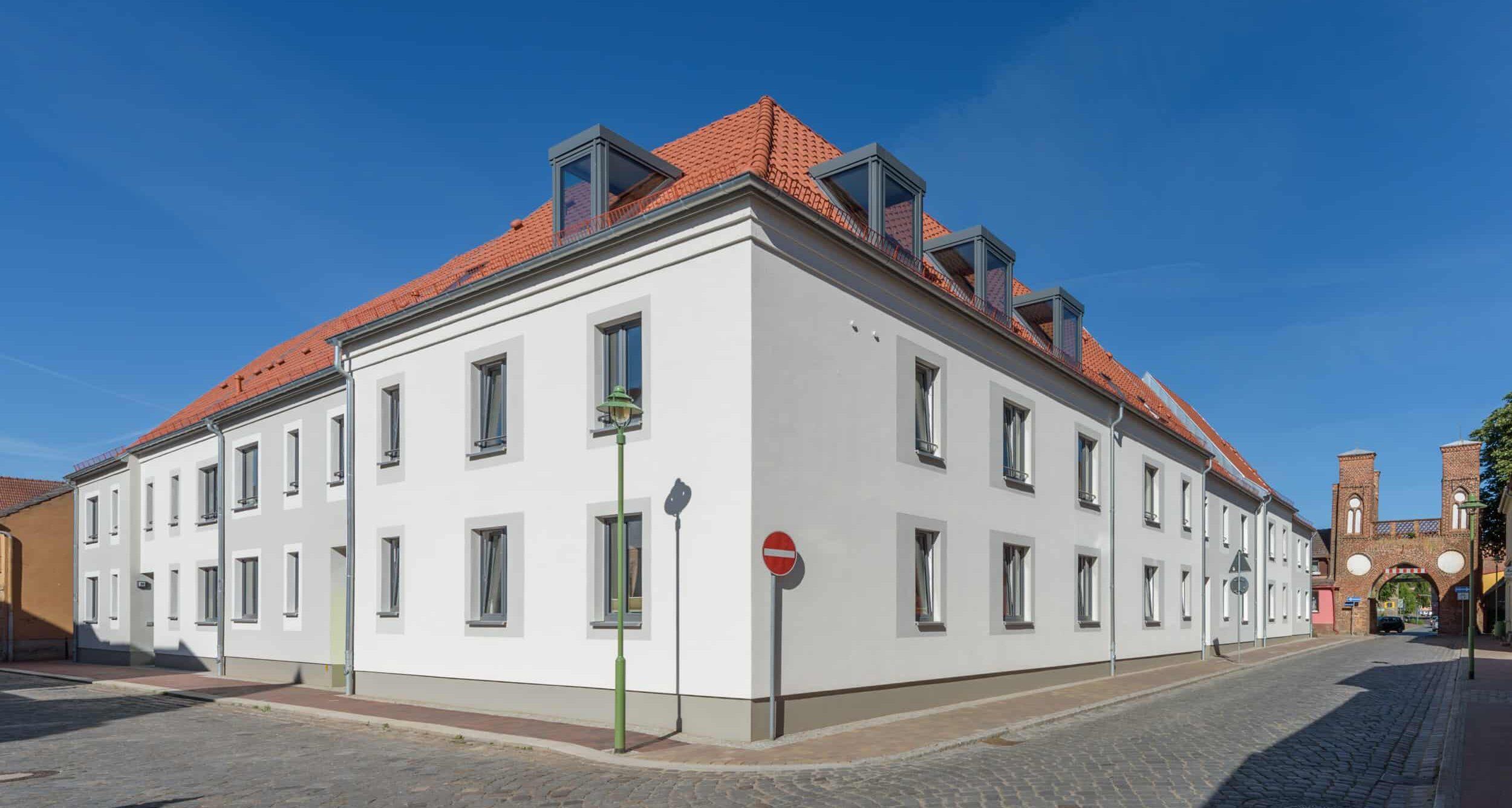 Quartier Demminer Tor Altentreptow