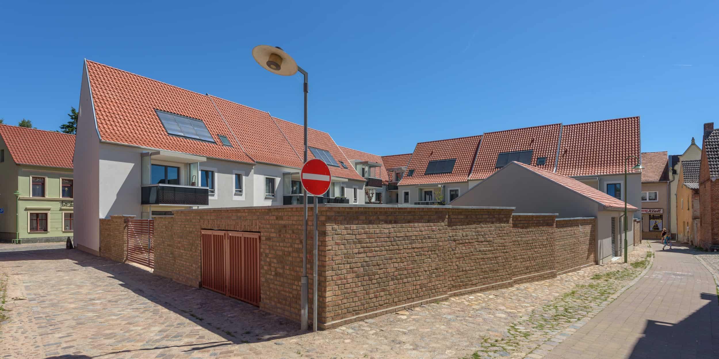 Historische Altstadt - Altentreptow