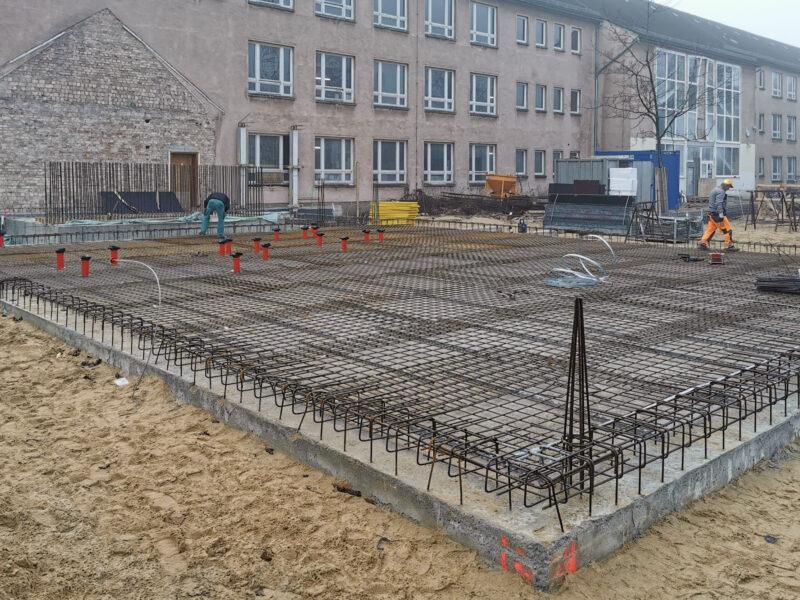 Baustart Juri-Gagarin-Grundschule Stralsund
