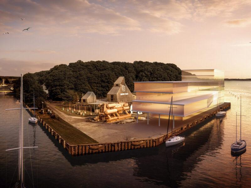 Projektentwicklung Wissenschaftszentrum Deutsches Meeresmuseum Stralsund