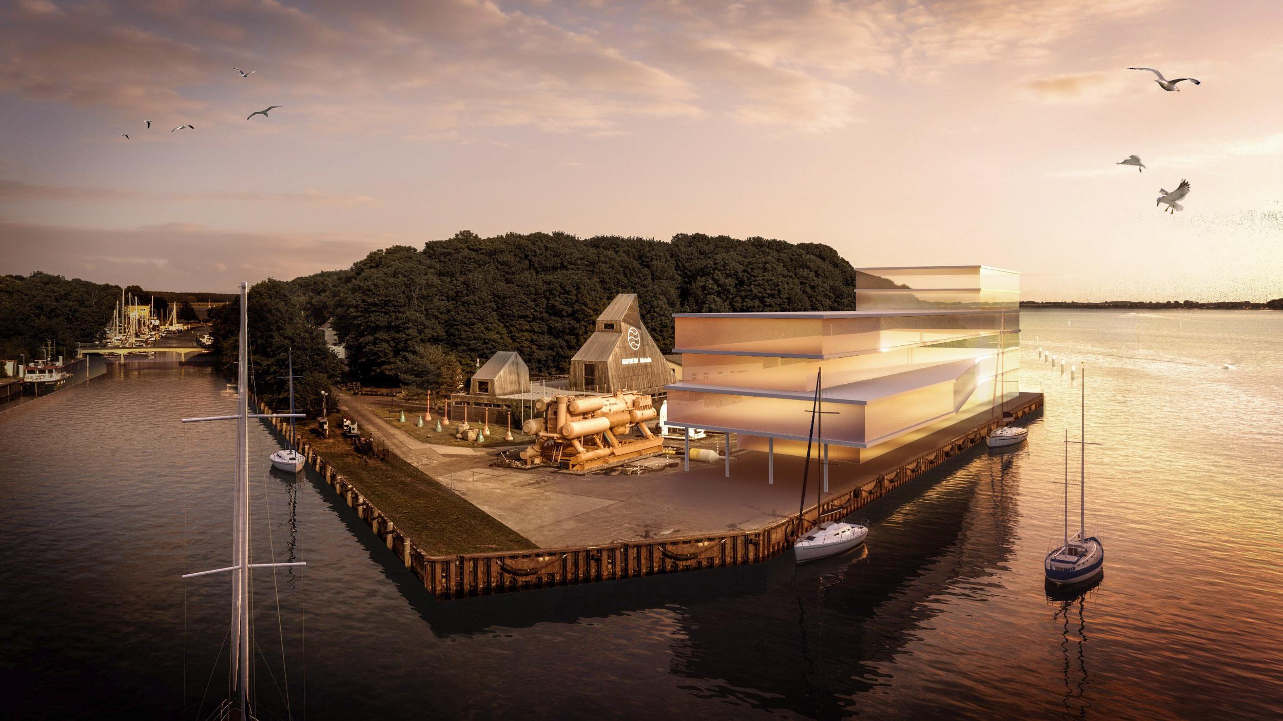 Wissenschaftscampus Deutsches Meeresmuseum Stralsund