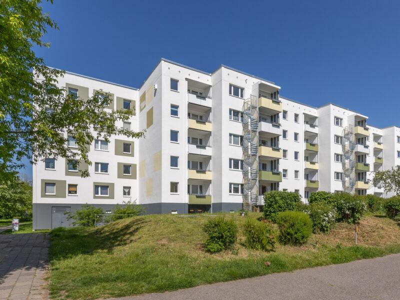 Komplexe Modernisierung der Prokofjewstraße in Greifswald ist beendet