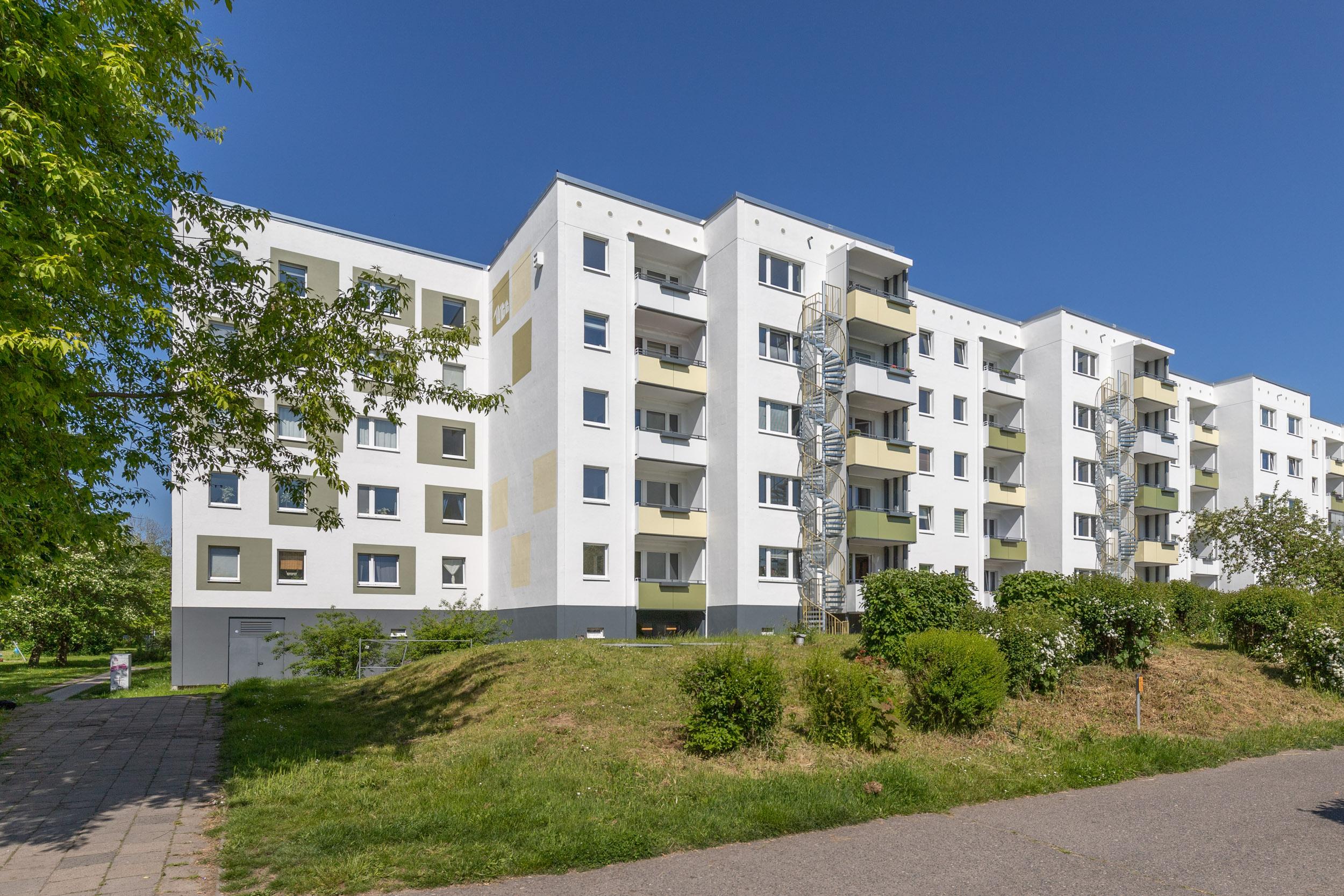 Prokofjewstrasse in Greifswald